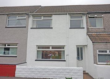 Thumbnail 3 bed terraced house for sale in Glyngaer Road, Gelligaer, Hengoed