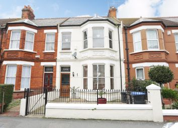 Thumbnail 5 bedroom terraced house for sale in Norfolk Road, Cliftonville, Margate