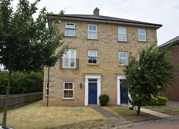 Thumbnail 3 bed town house to rent in Ringstone, Duxford, Cambridge