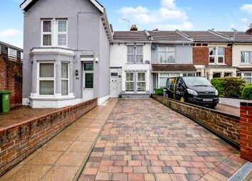 Thumbnail 3 bedroom terraced house for sale in North End Avenue, Portsmouth