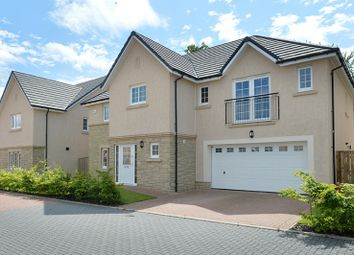 Thumbnail 5 bed detached house for sale in Lowrie Gait, South Queensferry