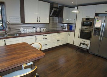 Thumbnail 3 bed town house for sale in Kelso Gardens, Nottingham