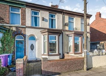 Thumbnail 2 bed terraced house for sale in Brewster Street, ., Liverpool, Merseyside