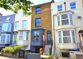 Thumbnail 3 bedroom terraced house for sale in West Cliff Road, Ramsgate, Kent
