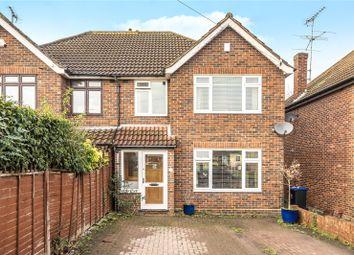 Thumbnail 3 bed semi-detached house for sale in Moorfield Road, Denham Green, Denham, Bucks