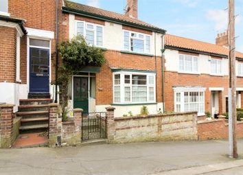 Thumbnail 3 bed terraced house for sale in Portland Street, Norwich
