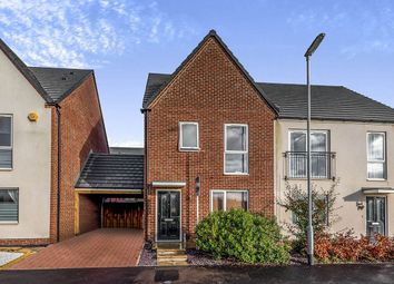 Thumbnail 3 bed semi-detached house for sale in Comet Avenue, Newcastle-Under-Lyme