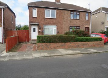 Thumbnail 2 bed semi-detached house for sale in Queens Drive, Billingham