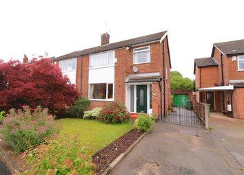 Thumbnail 3 bed semi-detached house for sale in St. Simons Close, Stockport