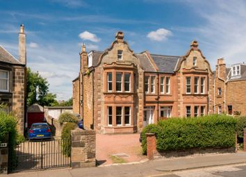Thumbnail 5 bed maisonette for sale in 110 Polwarth Terrace, Edinburgh