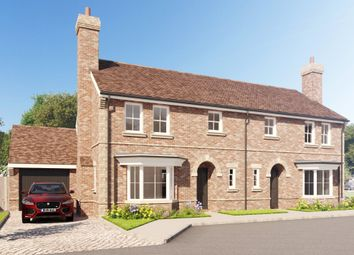 Thumbnail 3 bed semi-detached house for sale in New Street, Waddesdon, Aylesbury