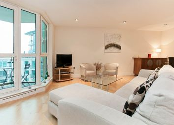 Thumbnail 2 bedroom flat to rent in Drake House, St George Wharf, Vauxhall, London