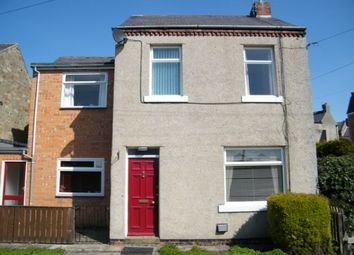 Thumbnail 2 bedroom terraced house to rent in Hartburn, Morpeth