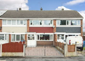 Thumbnail 3 bed terraced house for sale in Anson Road, Great Wyrley, Walsall