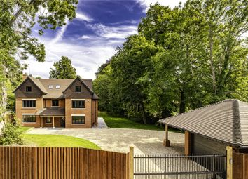 Thumbnail 6 bed detached house for sale in Icknield Road, Goring, Reading