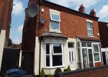 Thumbnail 3 bed semi-detached house for sale in Fernley Road, Sparkhill, Birmingham