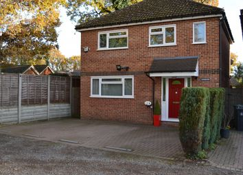 Thumbnail 3 bed detached house for sale in Hamilton, Whins Drive, Camberley, Surrey