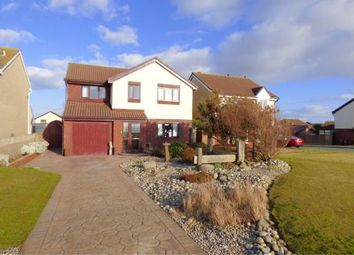 Thumbnail 4 bed detached house for sale in Biggar Bank Road, Walney, Barrow-In-Furness