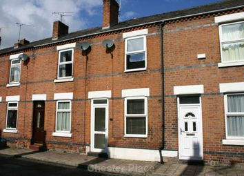 Thumbnail 2 bed terraced house to rent in South Street, Chester