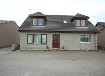 Thumbnail 4 bed detached house for sale in North Street, Mintlaw, Peterhead, Aberdeenshire