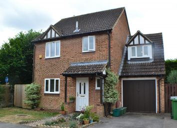 Thumbnail 4 bed detached house for sale in Hurford Drive, Thatcham