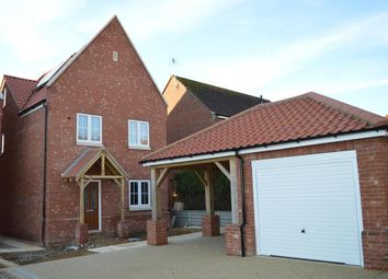 Thumbnail 4 bedroom detached house for sale in Watton Road, Swaffham