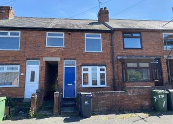 Thumbnail 2 bed terraced house for sale in Stamford Street, Heanor