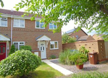 Thumbnail 2 bed end terrace house for sale in Kingfisher Way, Bicester