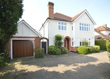 Thumbnail 4 bed detached house to rent in West Grove, Hersham, Walton-On-Thames, Surrey