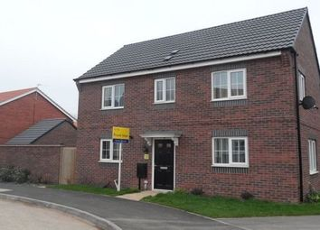 Thumbnail 3 bed detached house to rent in Mickleover, Derby