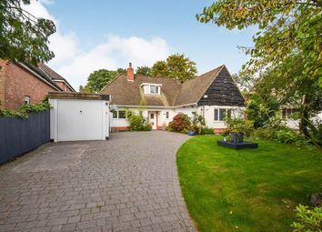 Thumbnail 4 bed detached house for sale in Glenfield Frith Drive, Glenfield, Leicester