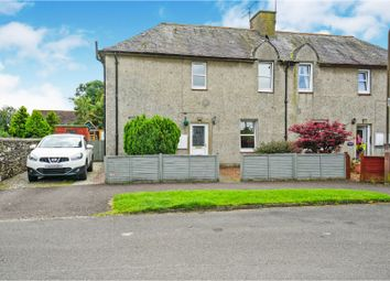 Thumbnail 3 bed semi-detached house for sale in North Lea, Doune