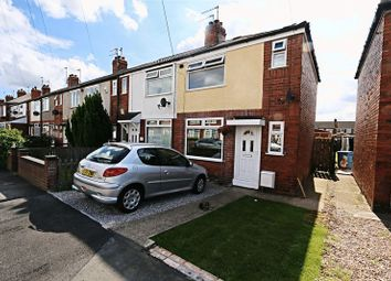 Thumbnail 2 bed semi-detached house for sale in Brooklands Road, Hull