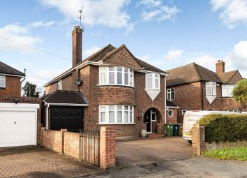 Thumbnail 4 bed detached house for sale in Staines Road, Staines, Surrey