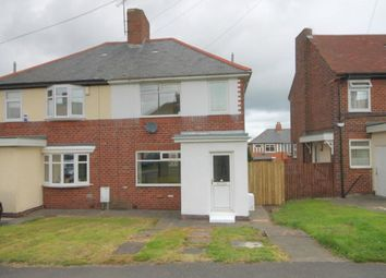 Thumbnail 3 bed semi-detached house to rent in Pontop Street, East Rainton, Houghton Le Spring