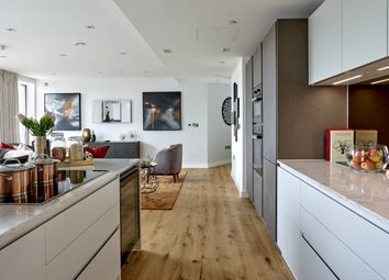 Thumbnail 2 bed flat for sale in Palace View, Lambeth High Street, Lambeth, London