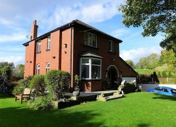 Thumbnail 3 bedroom detached house for sale in Buckley Lane, Whitefield, Manchester