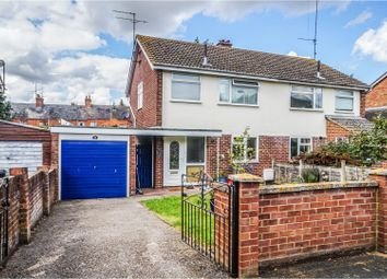 Thumbnail 3 bed semi-detached house for sale in The Limes, Stony Stratford