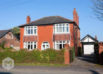 Glazebrook Lane, Glazebrook, Warrington WA3. 3 bed detached house for sale