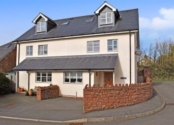 4 bed semi-detached house for sale in Courtlands, Langford Budville, Wellington TA21
