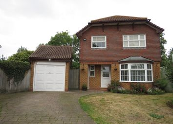 Thumbnail 4 bed detached house for sale in Cheyne Close, Kemsley, Sittingbourne