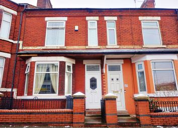 Thumbnail 4 bedroom terraced house for sale in Capital Road, Manchester