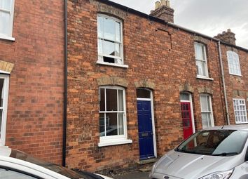 Thumbnail 2 bed terraced house to rent in Ashley Road, Louth