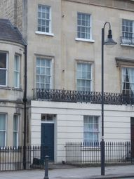 Thumbnail 1 bed flat to rent in Cleveland Place West, Bath