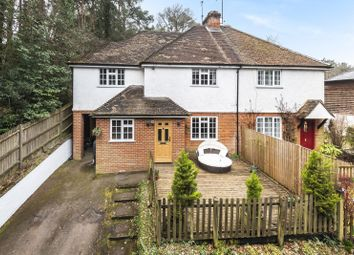 Thumbnail Semi-detached house for sale in Bourne Grove, Lower Bourne, Farnham