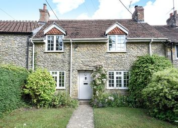 Thumbnail 2 bed semi-detached house for sale in Horsington, Templecombe, Wincanton, Somerset