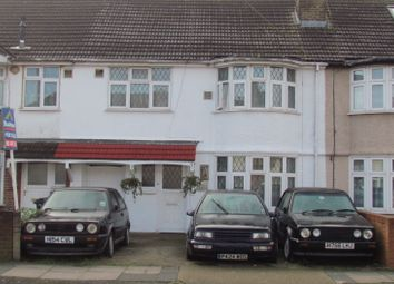 Thumbnail 5 bed terraced house for sale in Byron Ave, Cranford