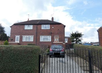 Thumbnail 2 bed semi-detached house for sale in Highfield Road, Pudsey