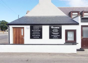 Thumbnail Commercial property for sale in 2A, Links Road, St Fergus Peterhead AB423Pd