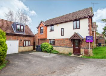 Thumbnail 4 bed detached house for sale in St. Teresa's Close, Salisbury